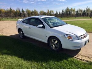 2008 Chevy cobalt LT, FRESH SAFETY, low km