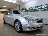 Mercedes E Class E 320 CDI AVANTGARDE [5X SERVICES, LEATHER and HEATED SEATS]