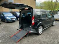2016 Ford Tourneo Wheelchair Accessible Vehicle WAV Mobility Manual Black Diesel