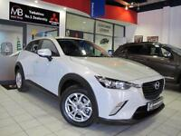 2016 MAZDA CX 3 2.0 SE Nav SAT NAV BLUETOOTH VERY LOW MILEAGE