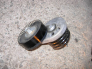 95 Ford 302 (5.0) engine parts Tensioner, Starter, Solenoid, etc Cambridge Kitchener Area image 2