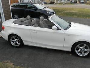 2012  BMW CONVERTIBLE 128 I