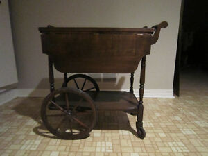 Antique Tea Wagon Oakville / Halton Region Toronto (GTA) image 1