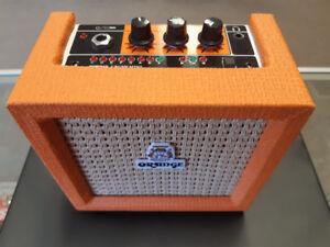 Orange Crush Mini Amplifier