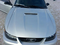 2000 MUSTANG 3.8 V6 - PARTING OUT