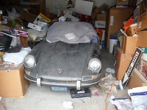 Wanted 1955-1998 Porsche 911,912,930,356 cash buyer any cond.