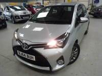 Toyota Yaris VVT-I ICON M-DRIVE S + JUST SVS + 1 OWNER + AUTO