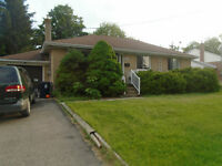 North York Bungalow near Yonge/Finch