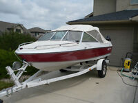 Affordable Family Sport/Fishing Boat