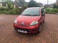 £30 ROAD TAX CITROEN C3 DESIRE HDI