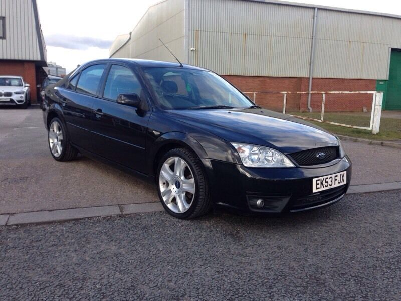 ford mondeo 2 0 tdci zetec sport 2003 53 plate 6 speed manual full mot in hull east. Black Bedroom Furniture Sets. Home Design Ideas