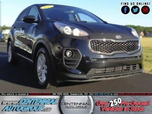 Kia Sportage LX | FWD | LOCAL ONE OWNER 2017