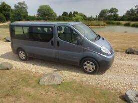 2014 Renault Trafic 2.0 dCi LL29 Sport Phase 3 4dr (9 Seats, Nav)