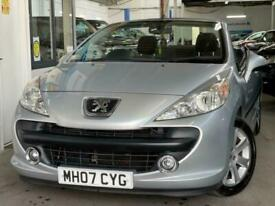 image for 2007 Peugeot 207 CC 1.6 16v Sport 2dr Convertible Petrol Manual