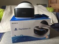 Sony PlayStation - VR headset