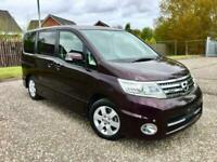 2009 Nissan Serena 2009 FRESH IMPORT HIGHWAY STAR 2.0 LITRE MPV 8 SEATS 4/B GRAD