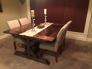 Sturdy Chateau Table