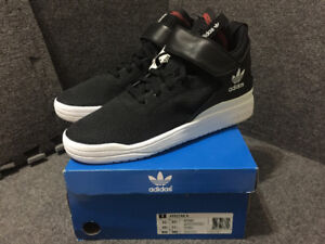 Adidas Veritas X, Black/White, Deadstock, Size 12 US, $120 CAD