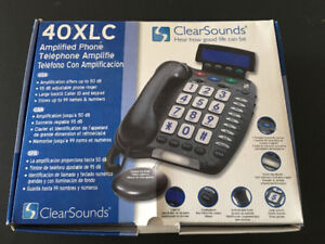 Clearsounds 40XLC Phone for hearing impaired