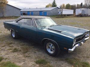 1969 Plymouth GTX,