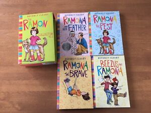 Books for kids- The Ramona Collection (4books)
