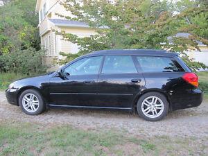 2005 Subaru Legacy 2.5i Ltd Wagon