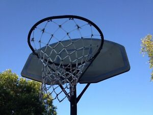 Basket Ball Net (Water Fillable/Drainable & Movable)