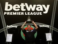2x TABLE PDC Premier League Darts Tickets - SSE Arena Belfast Odyssey