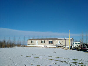 Round Hill Acreage for Rent - 20 minutes NE of Camrose