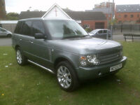 Land Rover Range Rover 4.4 V8 auto 2003 Vogue LPG