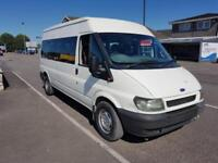 Ford transit automatic bus ex raf has been based at cyprus