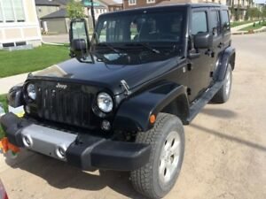 ***REDUCED PRICE*** 2014 Jeep Wrangler Sahara SUV, Crossover