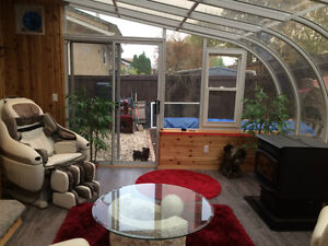 SUNROOMS, SOLARIUMS, PATIO COVERS... EYE CATCHING!. Prince George British Columbia image 9