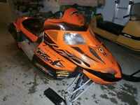 Artic cat f1000 For sale or trade