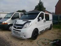 2013 Vauxhall VIVARO 2900 CDTI 2 berth campervan