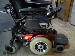 NEW Condition HEAVY Duty Jazzy 1121 Power Wheel Chair Gatineau Ottawa / Gatineau Area image 1