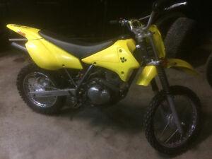 2003 Suzuki DRZ125 4 stroke