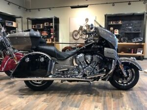 2018 Indian Motorcycle Roadmaster ABS Polished Bronze/Thunder Bl