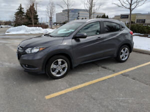 2016 Honda HR-V AWD CVT EX-L W/Navi-Top of the line