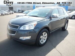 2010 Chevrolet Traverse 2LT   Camera-DVD Entertainment Package