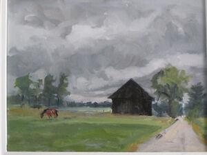 FREE Oil Painting   Visit the Robichaud Studio Gallery Sarnia Sarnia Area image 4