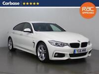 2016 BMW 4 SERIES 420d [190] M Sport 5dr Auto [Professional Media]