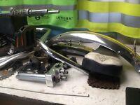Mk3 Raleigh Chopper Parts