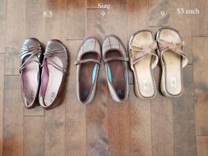 Women's Shoes Size 8.5 & 9