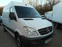 2012 MERCEDES SPRINTER 313 CDI MWB WITH AIR CONDITIONING PANEL VAN DIESEL
