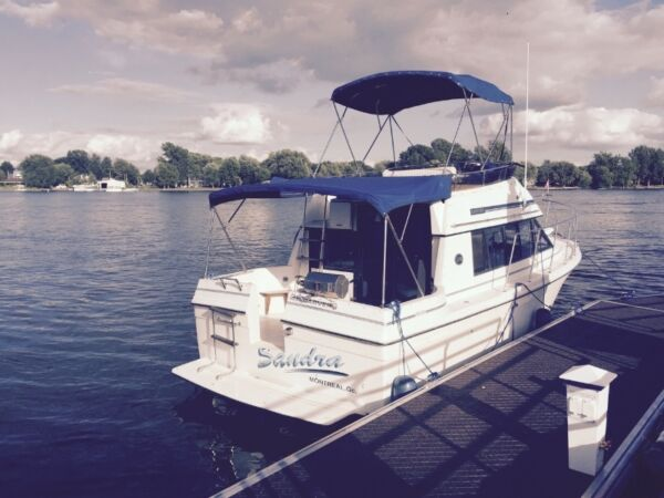 Used 1989 Carver Yachts MARINER 28