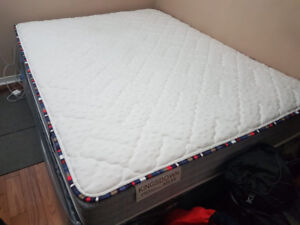 queen size mattress and box spring. Queen Size Mattress, Box Spring And Frame Mattress E