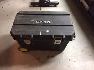 Stanley Tool Chest, Rolling