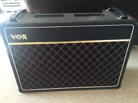 Vox v15 valve guitar amp