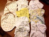 Preemie clothing